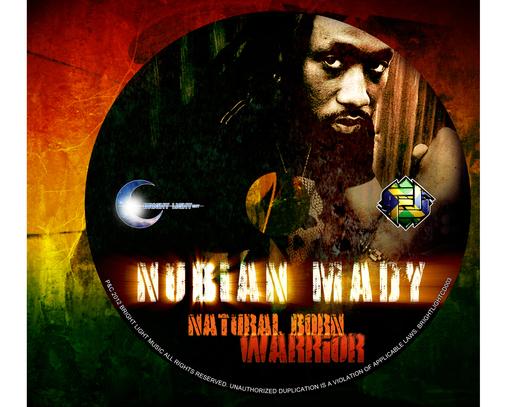 Portrait of Nubian Mady