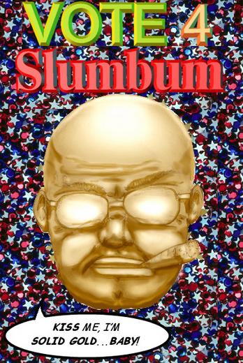 Portrait of SLUM-BUM MUSIC Presents: