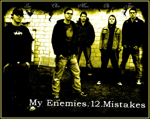 Untitled image for My Enemies.12.Mistakes