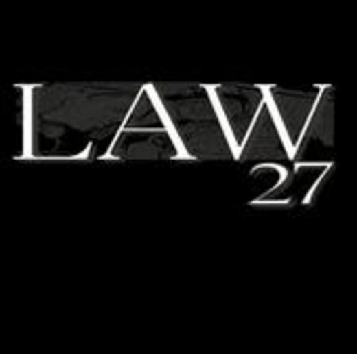 Portrait of LAW 27