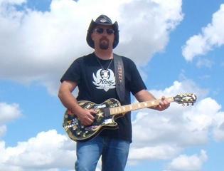 Portrait of Rowdy Johnson Band