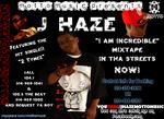Portrait of J Haze MOTTO MUSIC