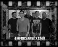 Portrait of americanrockstar