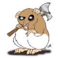 Portrait of Hamster76