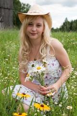 Portrait of Dallas Daisy Arney