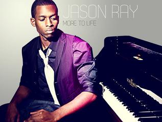 Portrait of Jason Ray