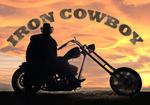 Portrait of Iron Cowboy