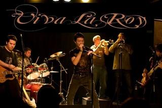 Portrait of Viva La Roy