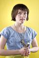 Portrait of Ashley Brooke Toussant