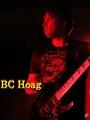 Portrait of BC Hoag