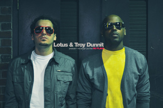 Portrait of Lotus and Troy Dunnit