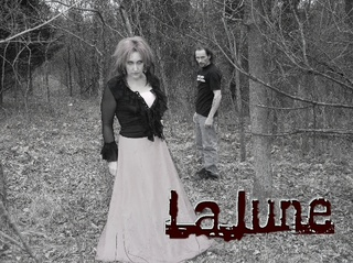 Portrait of LaJune