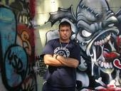 Portrait of DJ STATIK
