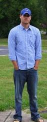 Portrait of Chris Hensley