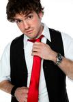 Portrait of Justin Nault