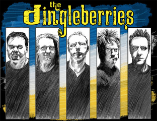 Portrait of The Dingleberries