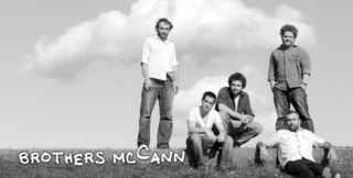 Portrait of Brothers McCann