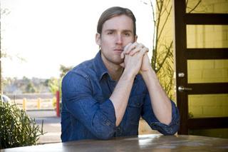Portrait of Nick Heward