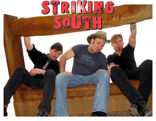 Portrait of Striking South