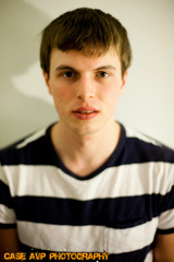 Portrait of Brian Bergeron