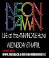 Portrait of Neon Dawn
