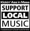 Portrait of Local Music Fansite