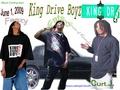 Portrait of King Drive Boyz