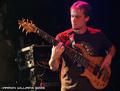 Portrait of Bassist Jason Chapman
