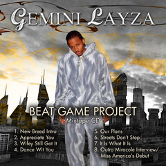 Portrait of Gemini Layza