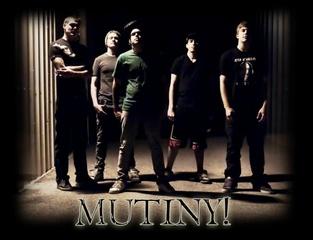 Portrait of MUTINY!
