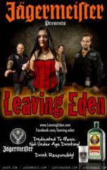 Portrait of Leaving Eden