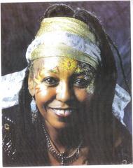 Portrait of queenayaba