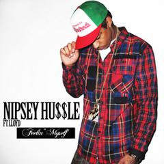 Portrait of Nipsey Hussle