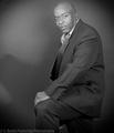 Portrait of Frank Harris