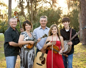 Portrait of The Wilson Family Band