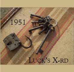 Portrait of Luck's X-RD