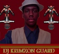 Portrait of DJ Krimzon Guard