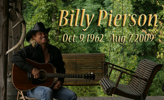 Portrait of Billy Pierson