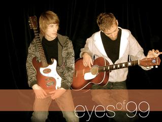 Portrait of Eyes of 99