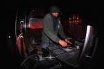 Portrait of DJ D-Mass