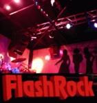 Portrait of flashrock