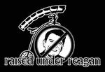 Portrait of Raised Under Reagan
