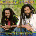 Portrait of reggae bubblers