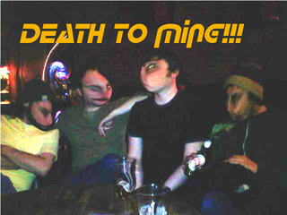 Portrait of DEATH TO MING!!!
