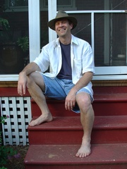 Portrait of Jonathan Barker