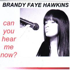 Portrait of Brandy Faye Hawkins