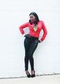 Portrait of Naomi Achu
