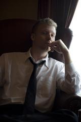 Portrait of Ryan Nicholas Berretta