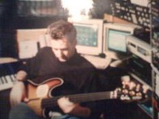 Portrait of john Cameron