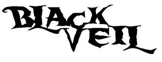 Portrait of Black Veil